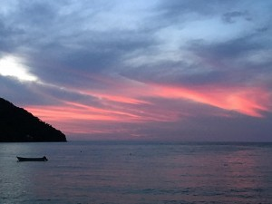 Yelapa-sunset