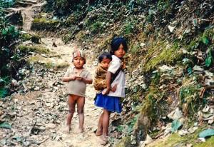 ANNAPURNA NEPAL.children
